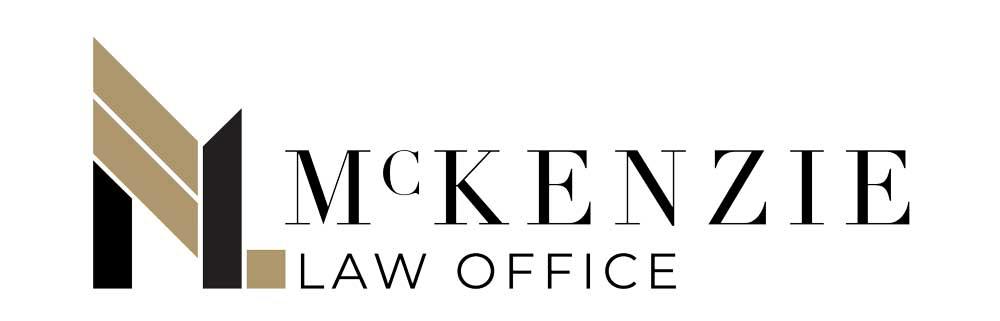 mckenzie law office logo