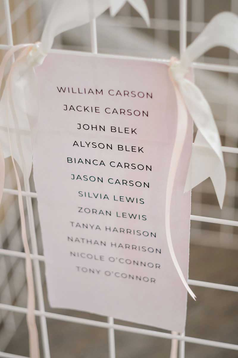 sprout dining blush pink seating chart