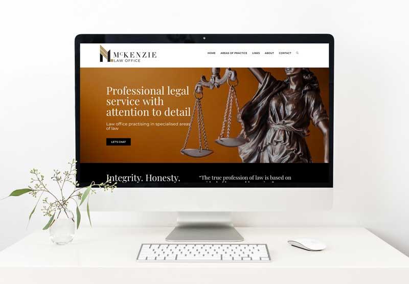 mckenzie law office website