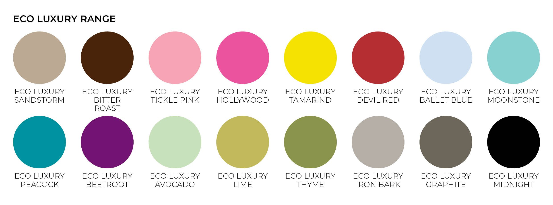 eco luxury paper envelope colours