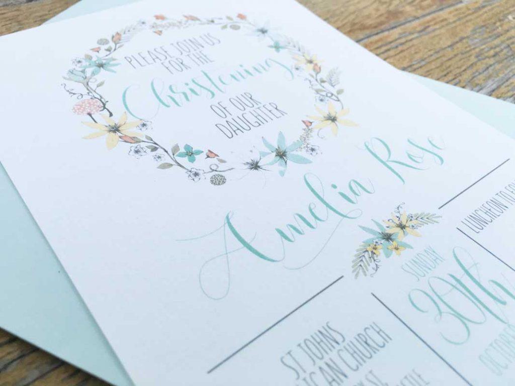 woodland-christening-invitation
