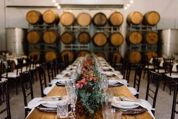 stonehurst table reception
